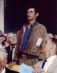 Freedom of Speech ~ February 20, 1943